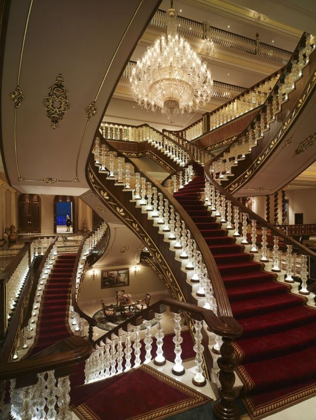 Mardan Palace Hotel - the dream of any tourist (34 pics)