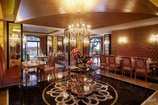 Mardan Palace Hotel - the dream of any tourist (34 pics)