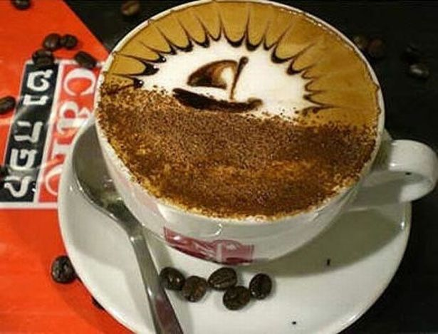 2 Awesome Coffee Art Decorations 50 Pics