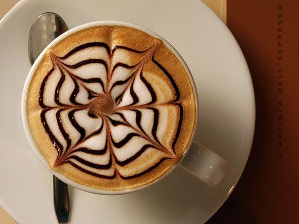 9 Awesome Coffee Art Decorations 50 Pics
