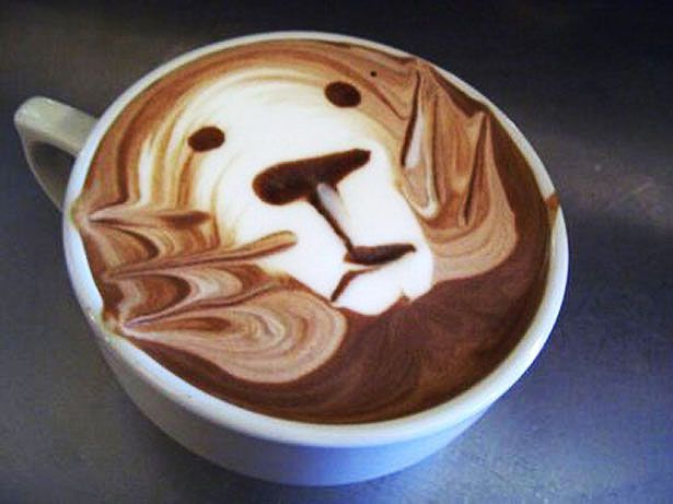 21 Awesome Coffee Art Decorations 50 Pics