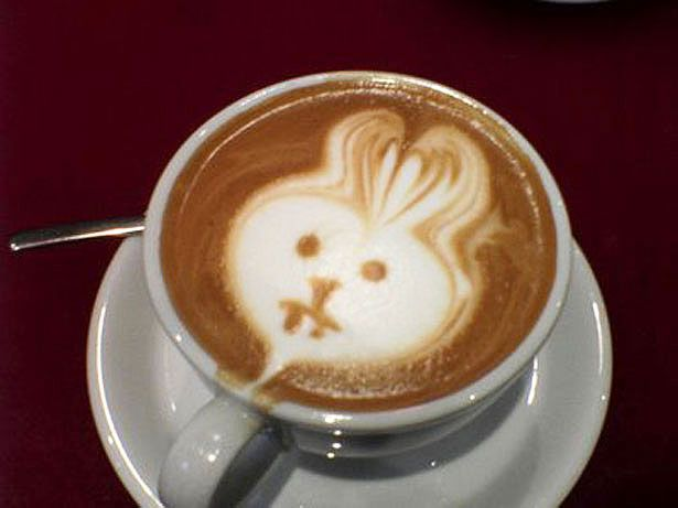 Awesome coffee art decorations (50 pics)