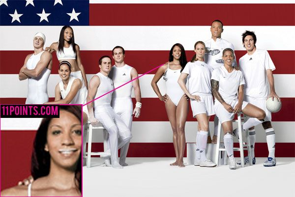 Ethnic diversity – when black people are badly Photoshopped (11 pics)