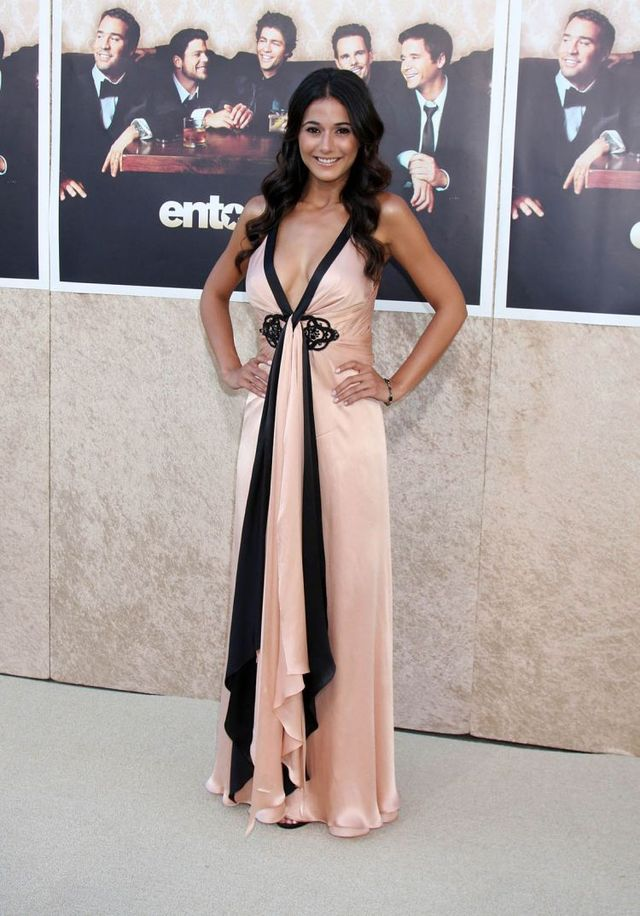 Emmanuelle Chriqui's sweet cleavage (15 pics)