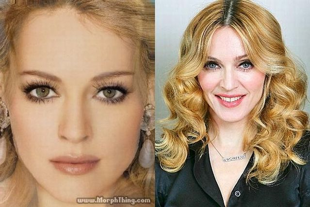 Hilary Duff vs Angelina Jolie (17 pics)