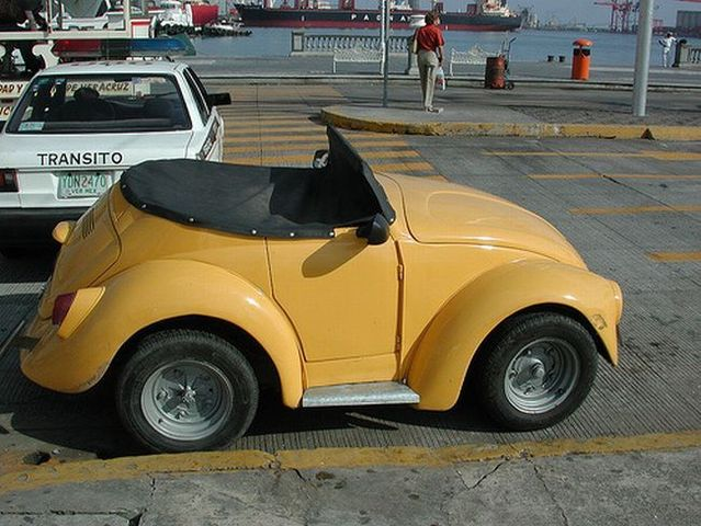 Shorty cars are so cute (24 pics)