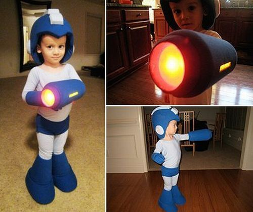 Funny baby cosplays (12 pics)