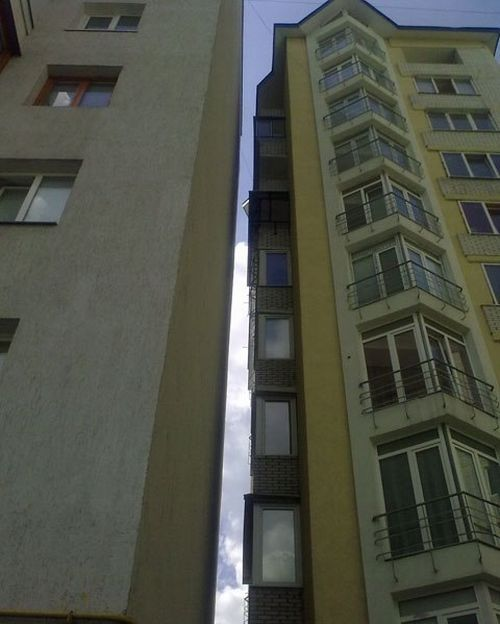 Another construction stupidity (4 pics)