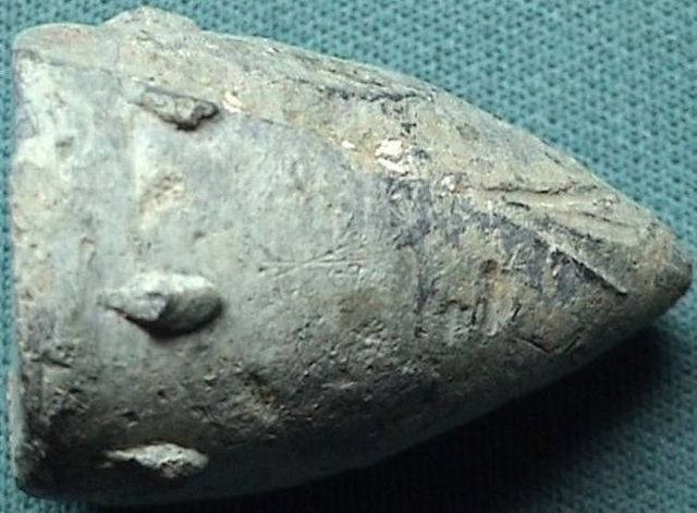 Ancient bullets (7 photos)