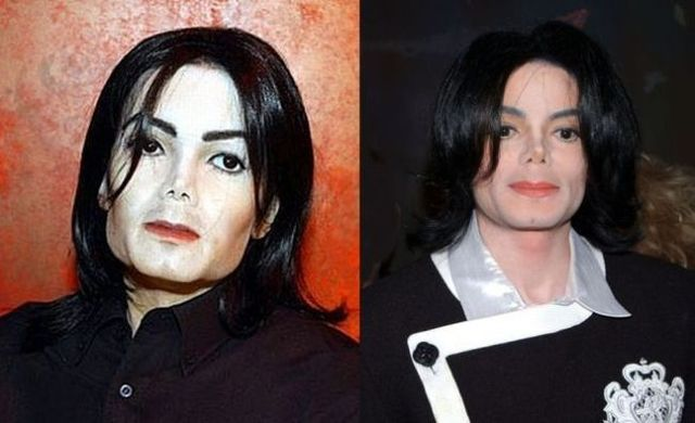 The most unsuccessful wax statues (27 pics)
