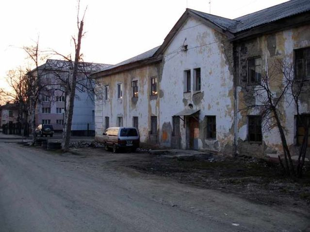 Horrors of the Russian hinterland (55 pics)