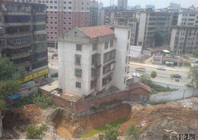 How they solve the land issues in China. Part 2 (5 pics)