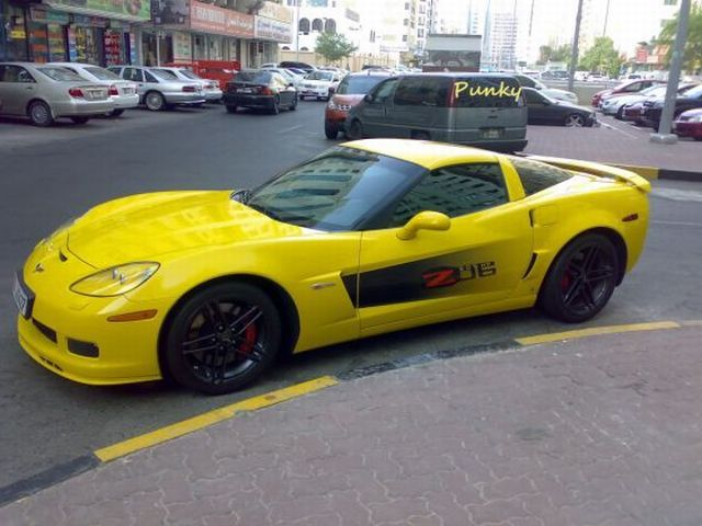 The super cars of the UAE (100 pics)