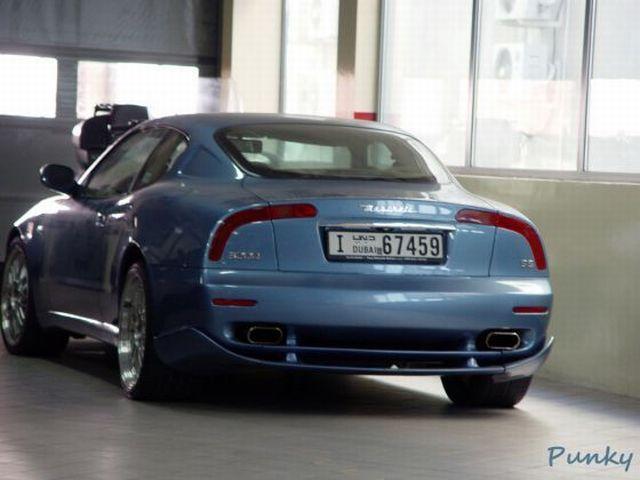 The super cars of the UAE (100 pics)