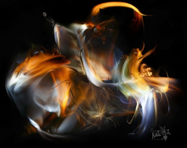 Paintings of light. Beautiful (32 pics)