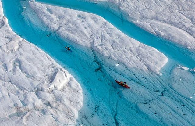 The magnificent Petermann glacier (26 pics)