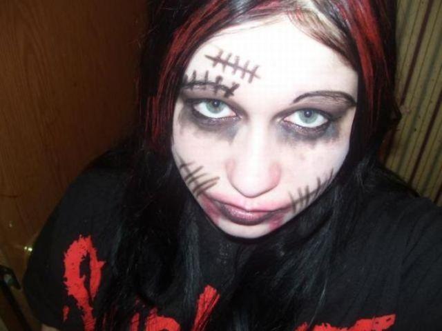 Bad makeup (34 pics)