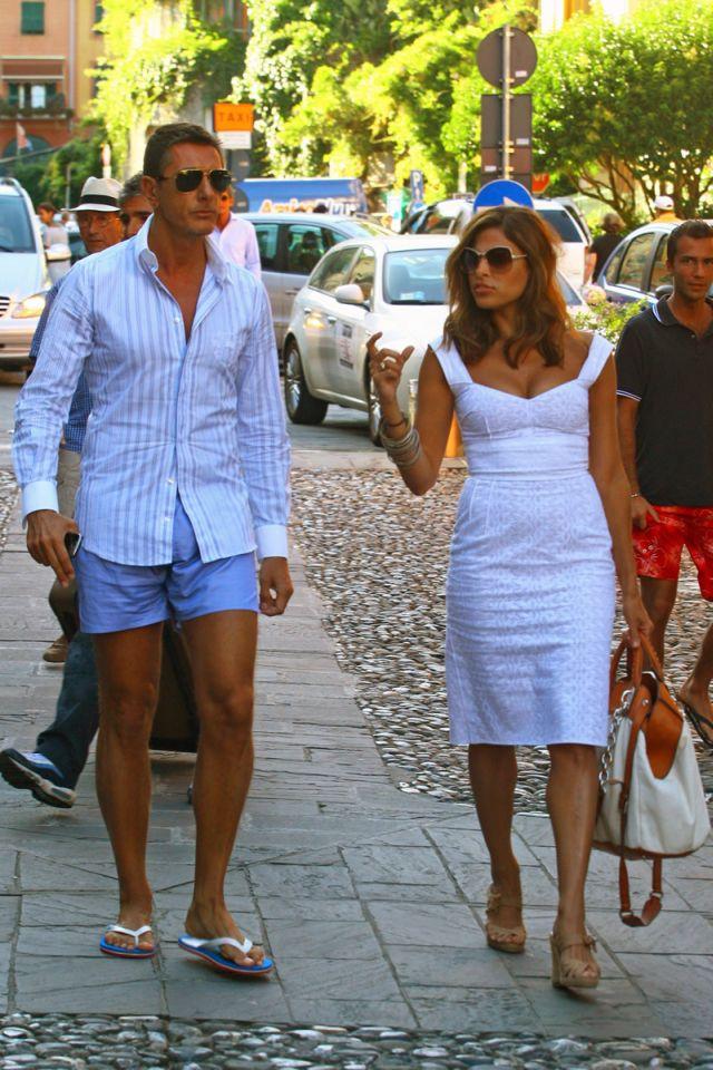 Eva Mendes in Italy (17 pics)