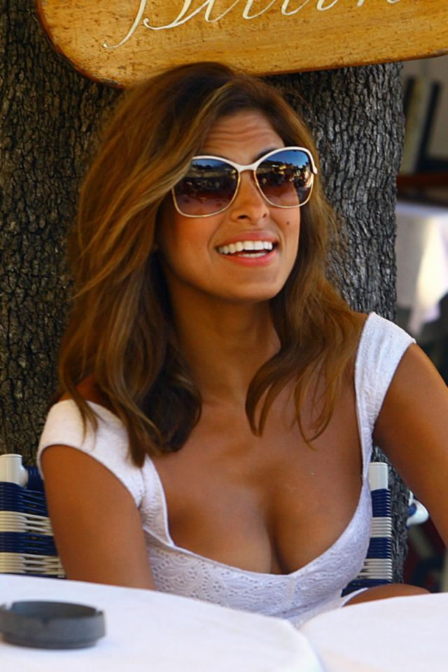 Eva mendes fur bikini consider, that