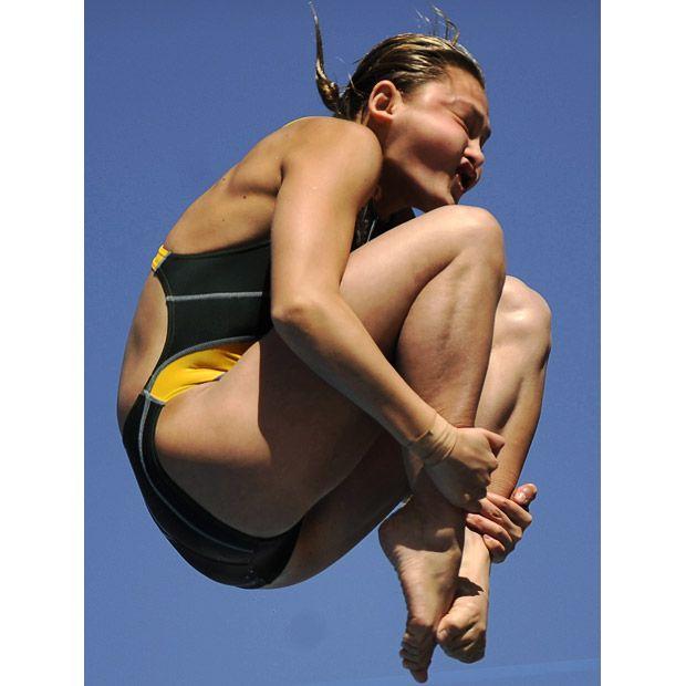 Funny facial expressions of divers. Part 2 (21 pics)