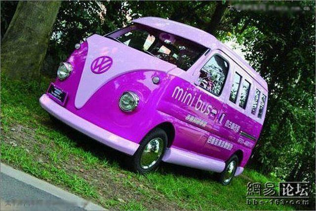 Hello Kitty-mobile (10 pics)