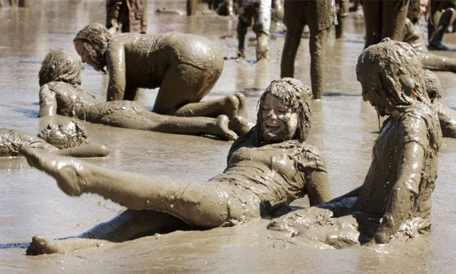 Mud time (31 pics)