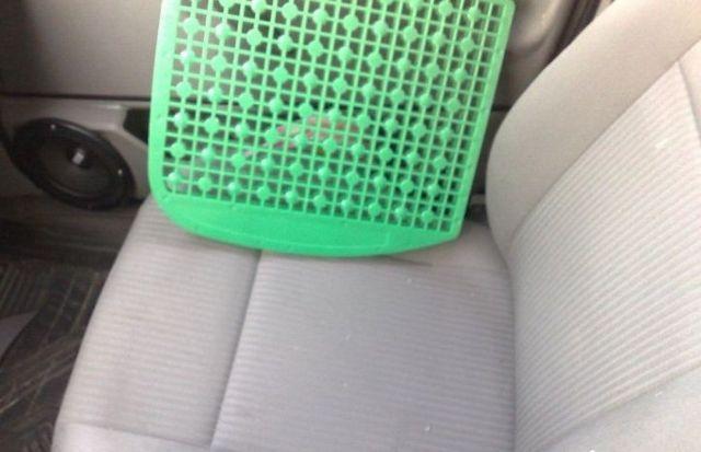 Ventilated seat for Volkswagen (15 pics)