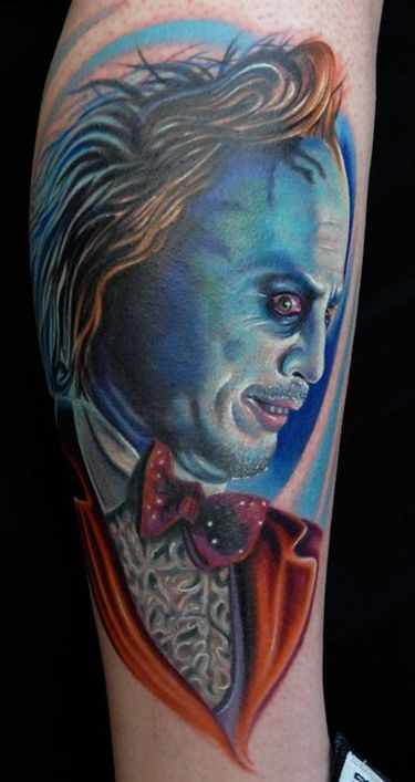 14 funniest tattoos inspired from movies (14 pics)