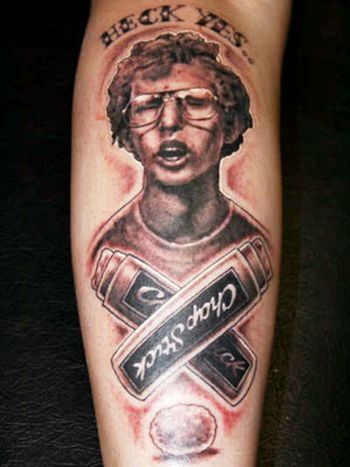 12 14 funniest tattoos inspired from movies (14 pics)