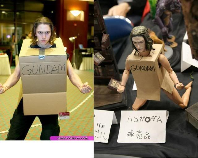 Cosplayers fail (53 pics)