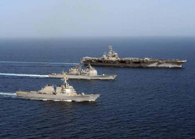 The fleet of NATO (74 pics)