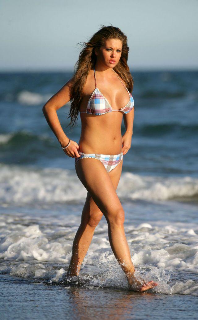 Bianca Gascoigne in bikini (13 pics)