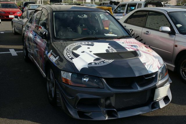 Itasha cars – definitively from Japan! (51 pics)