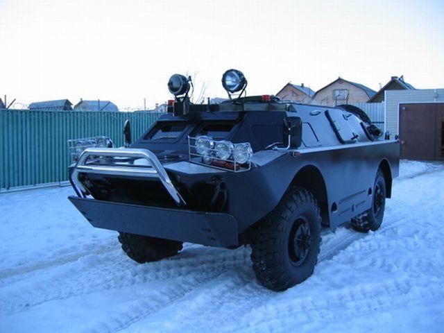 Exclusive vehicle (18 pics)
