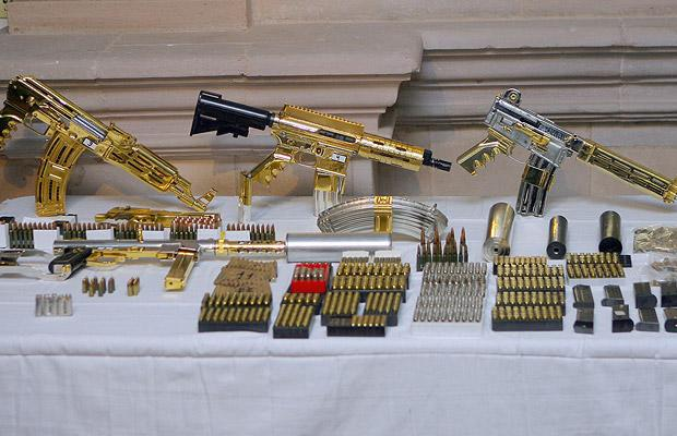 What can be confiscated from a Mexican drug lord? (16 pics)