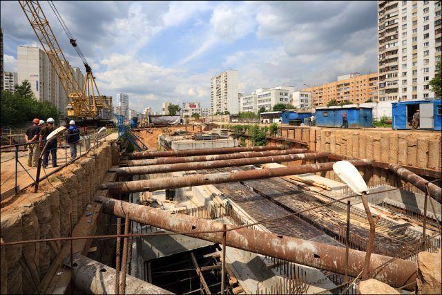 Subway construction (29 pics)