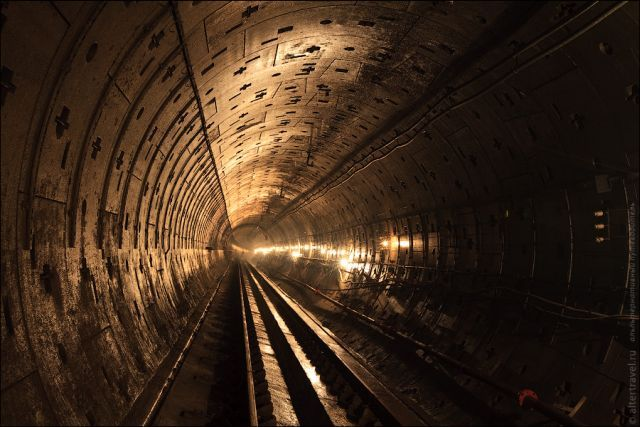 Subway construction (29 pics)