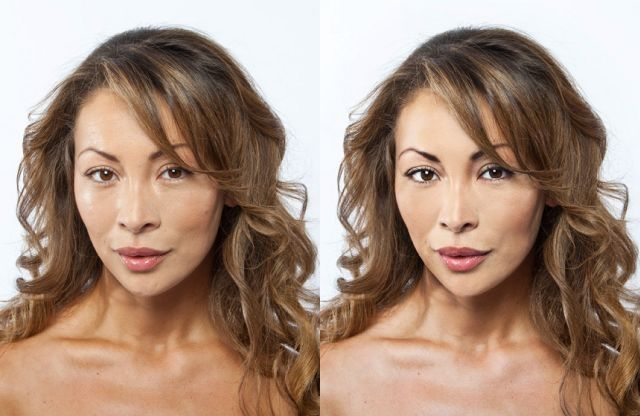 Photo retouching (14 pics)
