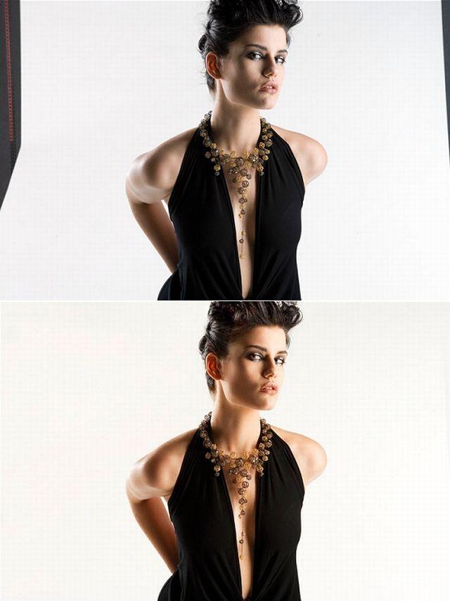 Photo retouching (14 pics)
