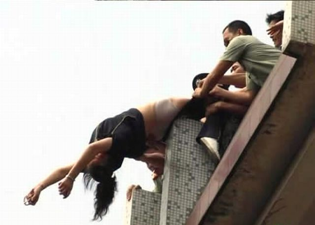 Another suicide attempt (6 pics)