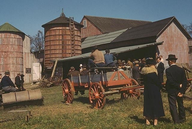 Life in the USA in the first half on the 20th century (61 pics)