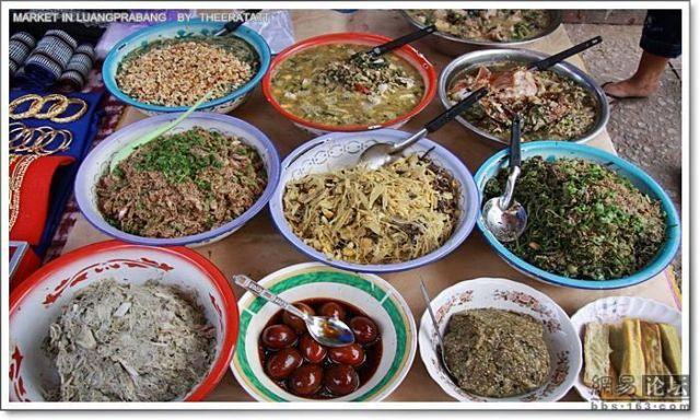 Asian morning market (19 pics)