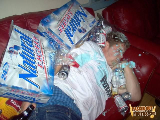 Victims of alcohol (89 pics)