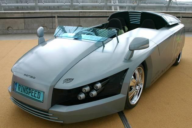 Cars of the near future (16 pics)
