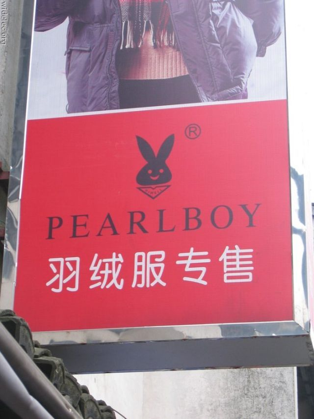 Chinese fake brands (57 pics)
