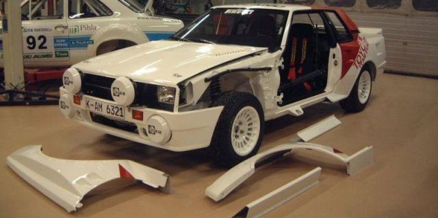 Masters of car tuning (65 pics)