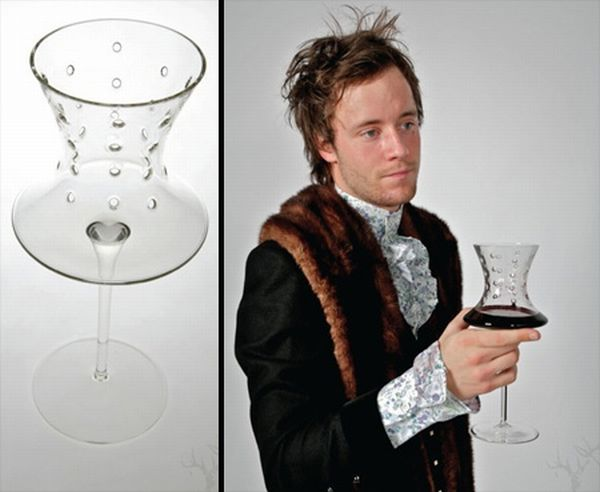 7 glasses for the 7 deadly sins (7 pics)