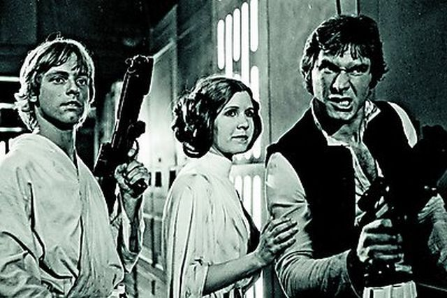 Dedicated to all the fans of Star Wars! (24 pics)