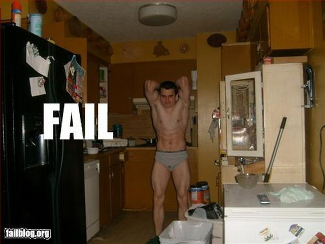 Bodybuilder FAIL (7 pics)