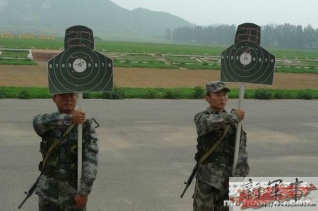 The army of China (29 pics)